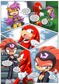Sonic XXX Project 4- Palcomix image 11