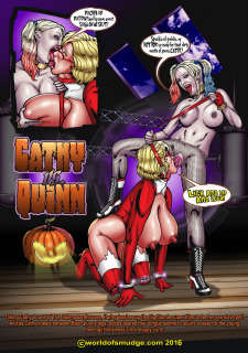 Harley Quinn -Cathy Canuck- Smudge image 2