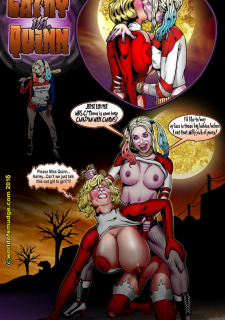 Harley Quinn -Cathy Canuck- Smudge image 3