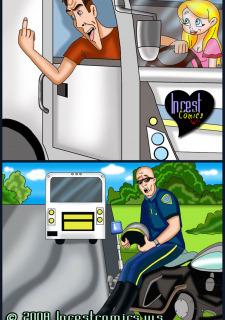 Heart Log 8 -Cop Outrun image 3