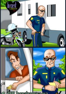 Heart Log 8 -Cop Outrun image 4