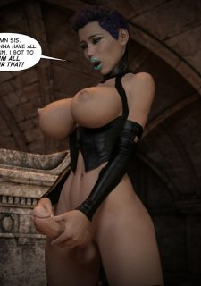 Helen Black- Vampire Hunter 3 image 53