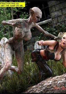 Helen Black, Vampire Hunter- Redrobot3D image 12