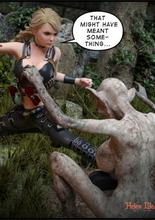 Helen Black, Vampire Hunter- Redrobot3D image 15
