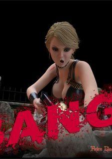 Helen Black, Vampire Hunter- Redrobot3D image 17