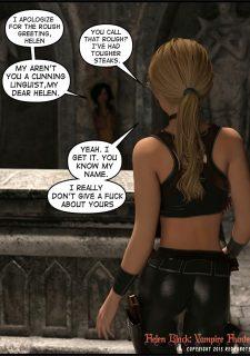 Helen Black, Vampire Hunter- Redrobot3D image 19