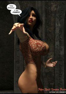 Helen Black, Vampire Hunter- Redrobot3D image 20