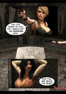 Helen Black, Vampire Hunter- Redrobot3D image 21