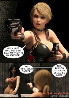 Helen Black, Vampire Hunter- Redrobot3D image 22