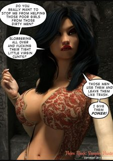 Helen Black, Vampire Hunter- Redrobot3D image 23