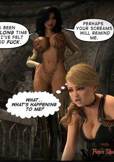 Helen Black, Vampire Hunter- Redrobot3D image 26