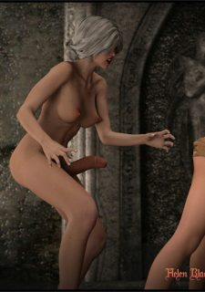 Helen Black, Vampire Hunter- Redrobot3D image 60
