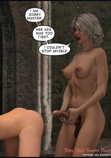 Helen Black, Vampire Hunter- Redrobot3D image 69