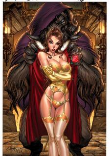 Hero Comics Art image 06