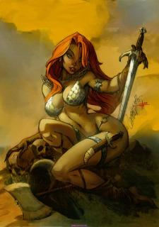 Hero Comics Art image 07