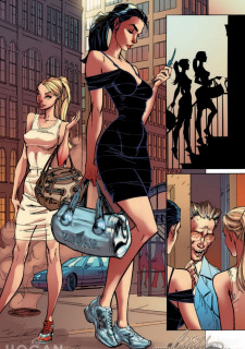 Hero Comics Art image 13