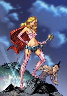 Hero Comics Art image 14