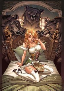 Hero Comics Art image 21