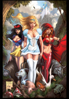 Hero Comics Art image 22