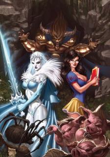 Hero Comics Art image 32
