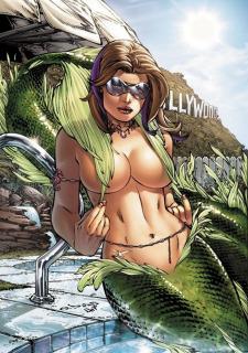 Hero Comics Art image 34
