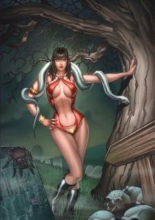 Hero Comics Art image 38