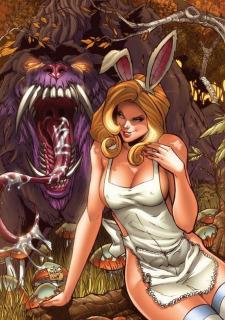 Hero Comics Art image 40