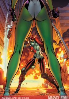 Hero Comics Art image 43