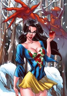 Hero Comics Art image 44