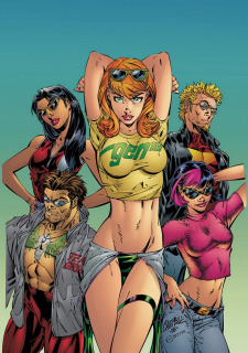 Hero Comics Art image 48