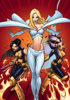 Hero Comics Art porn comics 8 muses