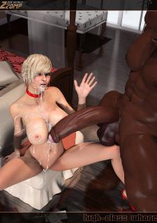 High-Class Whore Pt 2- Zzomp porn comics 8 muses
