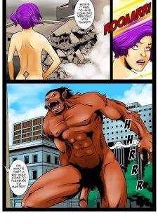 Giantess- The High image 08