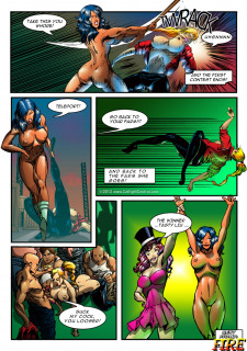 Hipersex Arena Complete Story 1-3 porn comics 8 muses