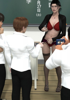 Hiromi Female Teacher 2- Minoru image 6