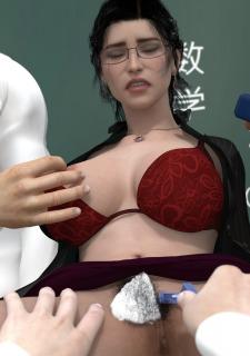 Hiromi Female Teacher 2- Minoru image 10