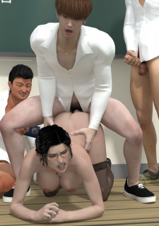 Hiromi Female Teacher 2- Minoru image 53