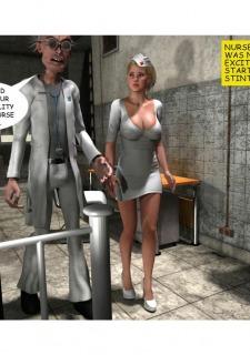 Holly's Freaky Encounters- Night Shift Nurse image 2
