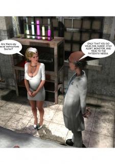 Holly's Freaky Encounters- Night Shift Nurse image 3