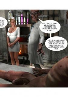 Holly's Freaky Encounters- Night Shift Nurse image 4