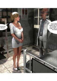 Holly's Freaky Encounters- Night Shift Nurse image 5
