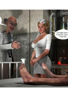 Holly's Freaky Encounters- Night Shift Nurse image 6