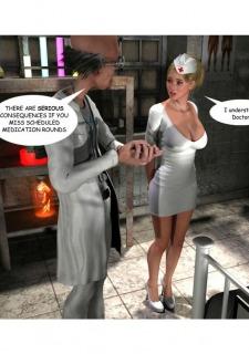 Holly's Freaky Encounters- Night Shift Nurse image 7