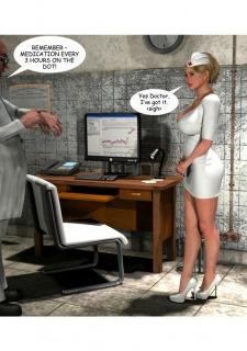 Holly's Freaky Encounters- Night Shift Nurse image 12