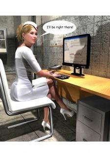 Holly's Freaky Encounters- Night Shift Nurse image 16