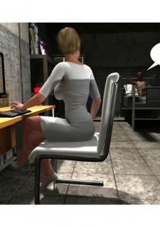 Holly's Freaky Encounters- Night Shift Nurse image 17