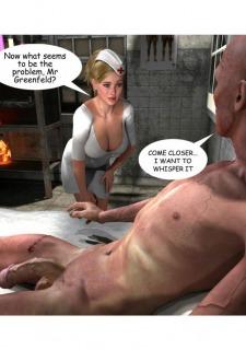 Holly's Freaky Encounters- Night Shift Nurse image 18