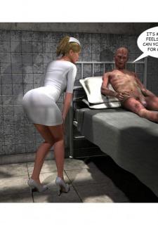 Holly's Freaky Encounters- Night Shift Nurse image 21