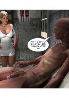 Holly's Freaky Encounters- Night Shift Nurse image 22