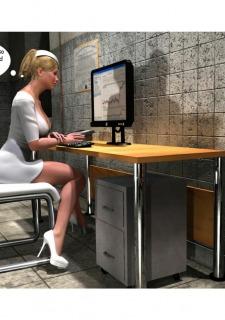 Holly's Freaky Encounters- Night Shift Nurse image 27